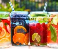 Вода для фитнеса и диеты