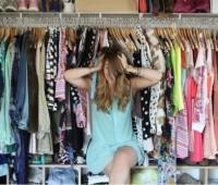 Выбрать женскую одежду: эфирные гардероб