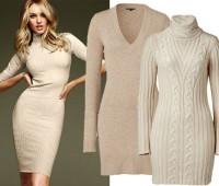 Купить трикотажные платья в Украине с доставкой. Продажа платье Джерси по доступным ценам
