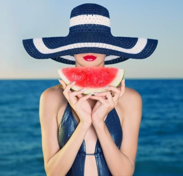 Продукты защищающие кожу от солнца